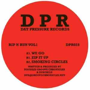 Noodles Groovechronicles / Dubchild - Rip N Run Vol 1 - DPR028 - DAT PRESSURE