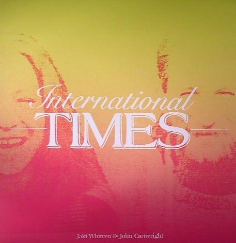 Jaki Whitren & John Cartwright  - Interantional Times - ERC004 - EMOTIONAL RESCUE
