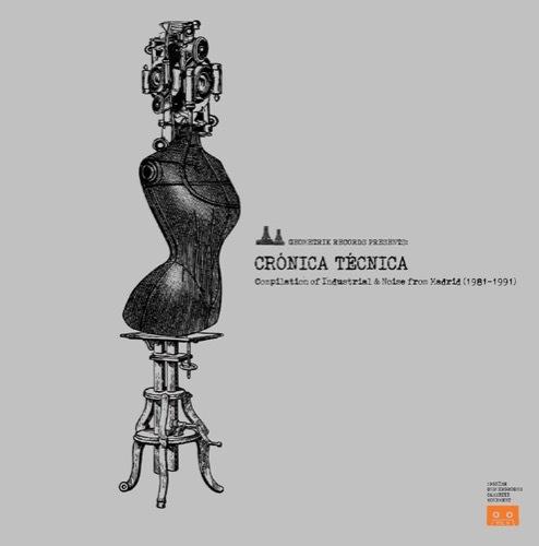 Various - Cronica Técnica - GR2142 - GEOMETRIK