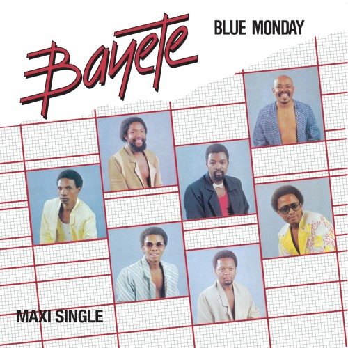 Bayete - Blue Monday / Open Your Heart - LCT002 - LA CASA TROPICAL