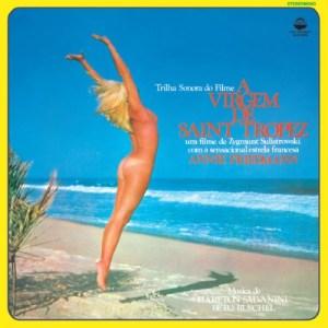 Hareton|Salvanini - A Virgem De Saint Tropez - MRSSS59 - VINILISSSIMO