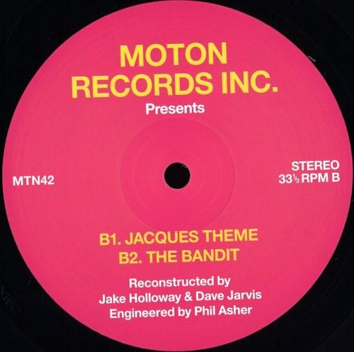 Moton Records Inc Presents - Morning Shunt - MTN042 - MOTON