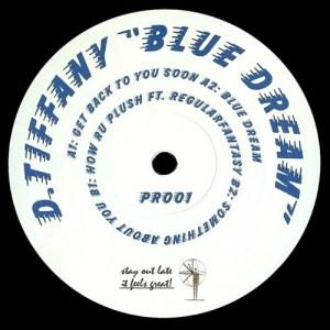 D.Tiffany - Blue Dream - PR001 - PACIFIC RHYTHM