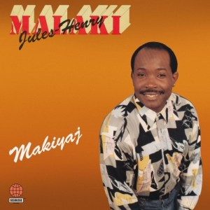Jules Henri Malaki - Makiyaj/ Tes Idees - SEC002 - SECOUSSE RECORDS
