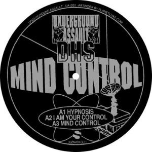 D.h.s. - Mind Control - UA1201 - UNDERGROUND ASSAULT
