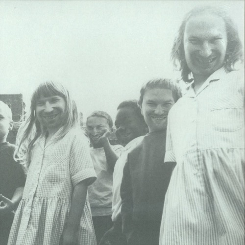 Aphex Twin - Come To Daddy - WAP94 - WARP