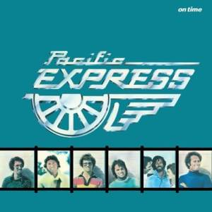 Pacific Express - On Time - WSVN007 - WORLD SEVEN