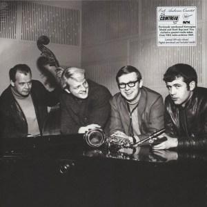 Erik Andresen Quartet - Cointreau - JALP714SJU - JAZZAGGRESSION