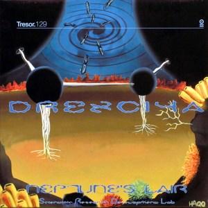 Drexciya - Neptune's Lair - TRESOR129LP - TRESOR