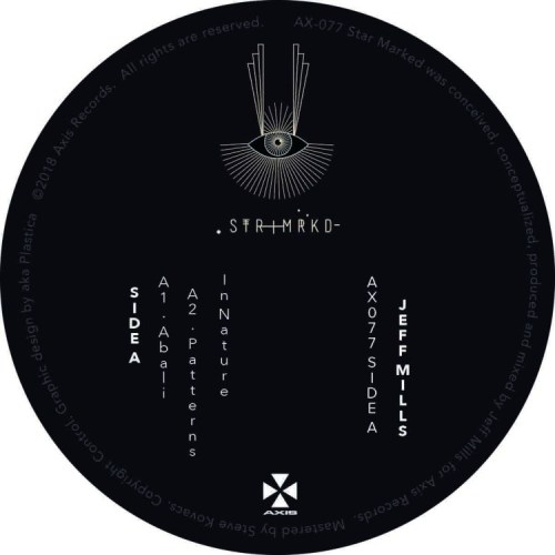 Jeff Mills - Star Marked - AX077 - STAR MARKED