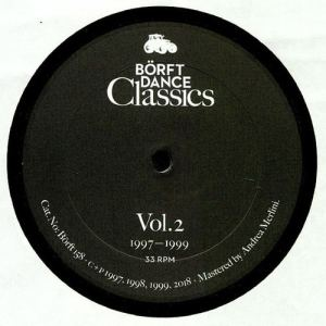 Various Artists - Borft Dance Classics Vol. 2 - Borft158 - BÖRFT RECORDS ?