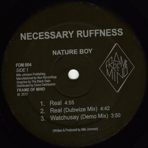 Nature Boy - Necessary Ruffness - FOM004 - FRAME OF MIND