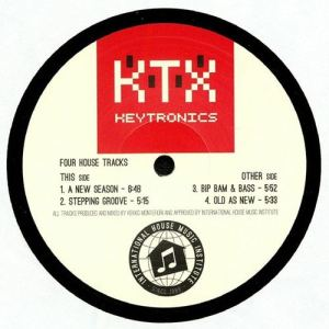 Keytronics - Four House Tracks - KAL01 - KALEIDOFON ?