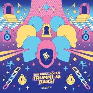 Various - Keldrist Kõlab Trummi ja Bassi Volume 3 mixtape by Audioholic - KLDR009 - KLDR