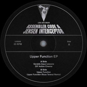 Assembler Code/Jensen Interceptor - Upper Function EP - LKR006 - LKR RECORDS