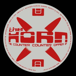 The Horn - The Counter Counter Offer EP - Wrecks021 - KLASSE WRECKS