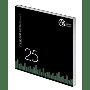 Audio Anatomy - Crystal Clear Outer Sleeves (80 Micron) - ACAA11 - AUDIO ANATOMY