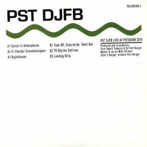 PST/DJFB/DJ Fett Burger - Live AT Psudion 2018 - RECORDING3 - RECORDING