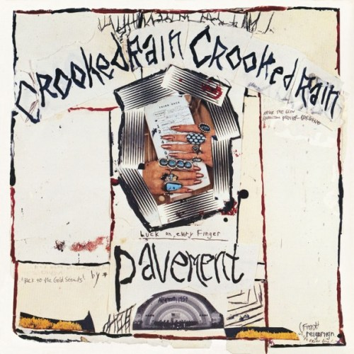 Pavement - Crooked Rain Crooked Rain - REWIGLP10 - DOMINO