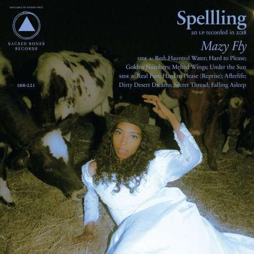 Spelling - Mazy Fly Limited Blue - SBR221LP-C1 - SACRED BONES