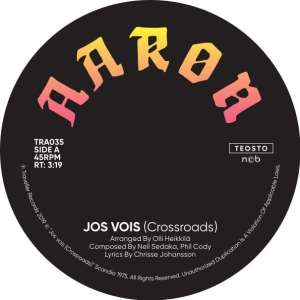 Aaron - Jos Vois (Crossroads) / Taikausko (Superstition) - TRA035 - TRAVELLER RECORDS