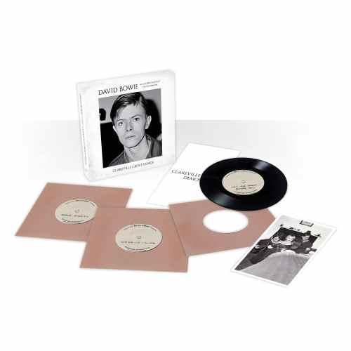 David Bowie - Clareville Grove Demos - 190295495060 - PARLOPHONE