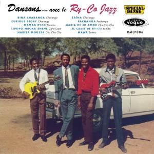 Ry-Co Jazz - Dansons... Avec Le Ry-co Jazz - RMLP006 - RADIO MARTIKO