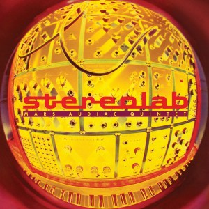 Stereolab - Mars Audiac Quintet (Expanded Edition) Black - D-UHF-D05R - DUOPHONIC ULTRA HIGH FREQUENCY DISKS