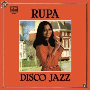 Rupa - Disco Jazz (Coloured LP) - NUM805LP-C1 - NUMERO GROUP