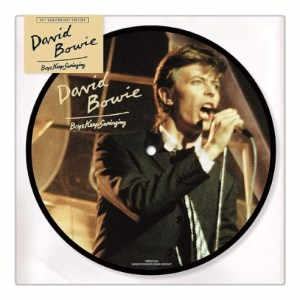 David Bowie - Boys Keep Swinging - 0190295479077 - WARNER