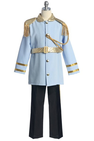 prince charming from Cinderella costume for boys