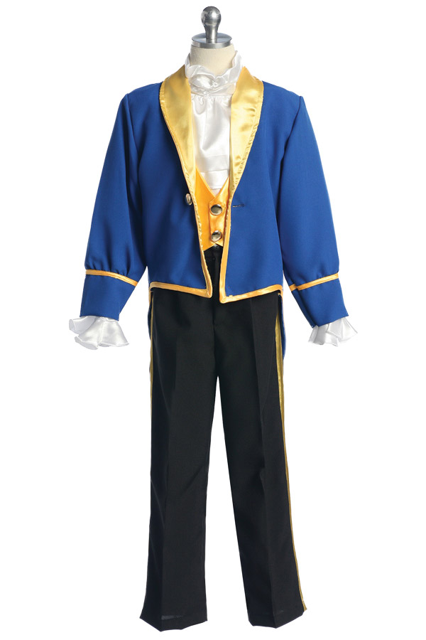 beast costume inspires by Beast from beauty and the beast