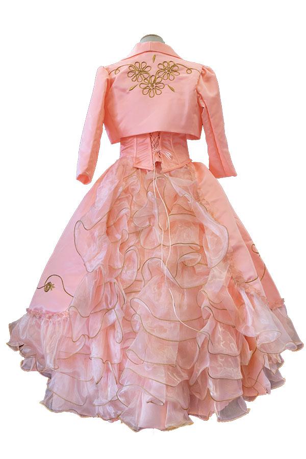 Wholesale charro mariachi suit for girls, mayoreo traje de charra para ni