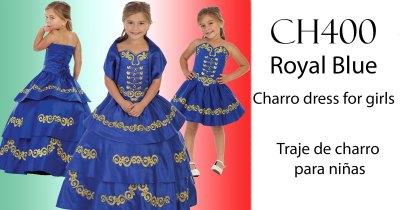 Bijan kids wholesale dress for girls charro