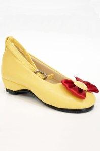 Bijan kids wholesale snow white shoes