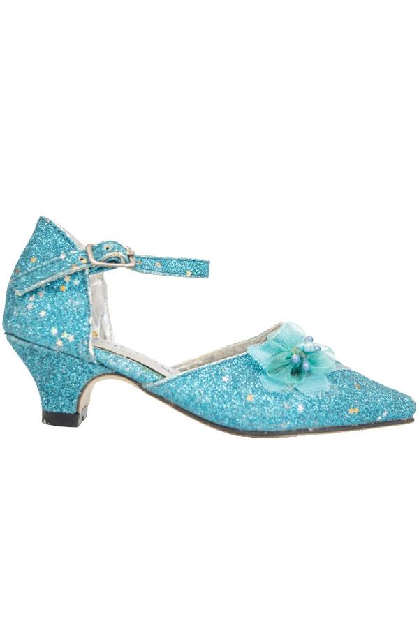 wholesale girls turquoise shoes