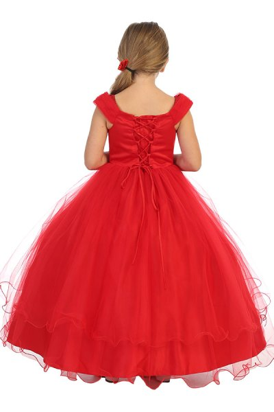 Wholesale girls economic ballgowns