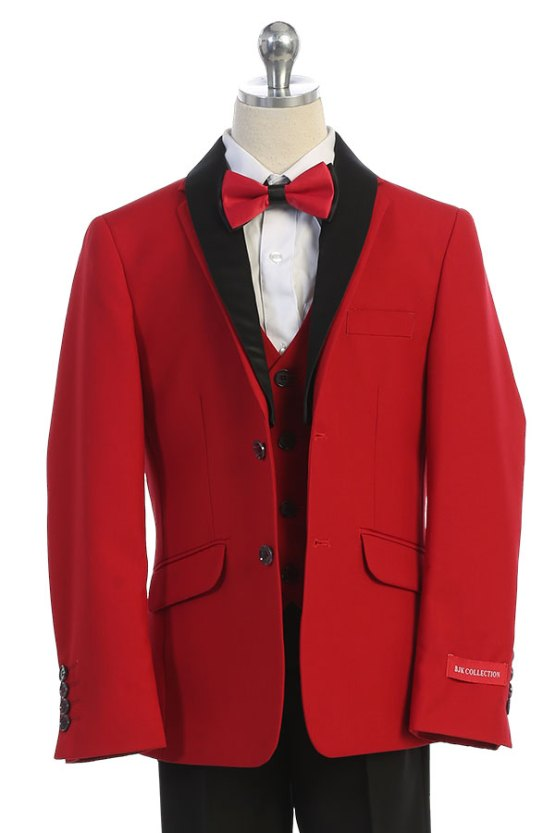 Wholesale boys suit los angeles manufacturer