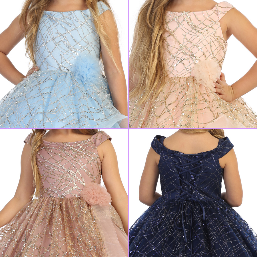 Wholesale girls dresses by Bijan Kids