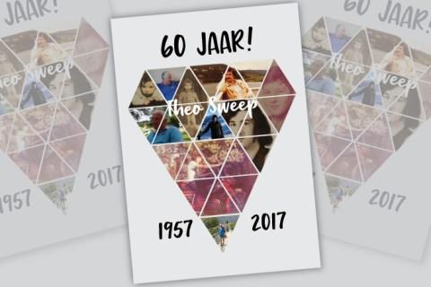 uitnodiging pap 60 jaar portfolio