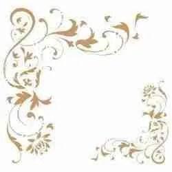 stencil corners