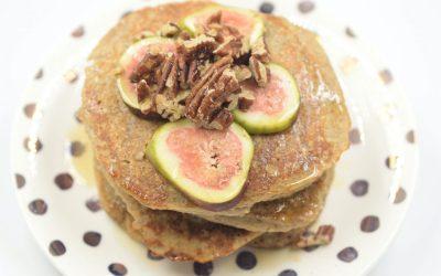Bijenbaas recept: Pancake Stack