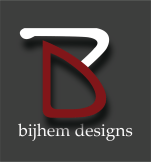 Graphic Design - Logo - Bijhem Designs