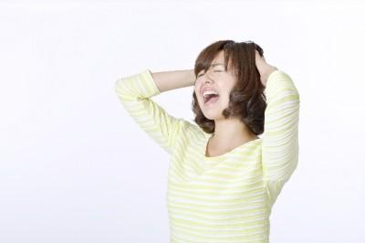 乾燥肌とストレス