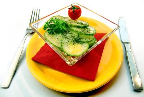 栄養バラスの良い食事がシミを予防する