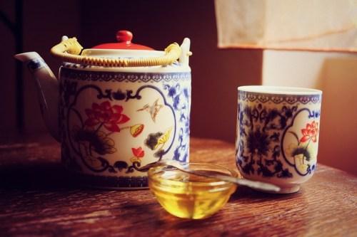 ハトムギ茶,ニキビ,シミ