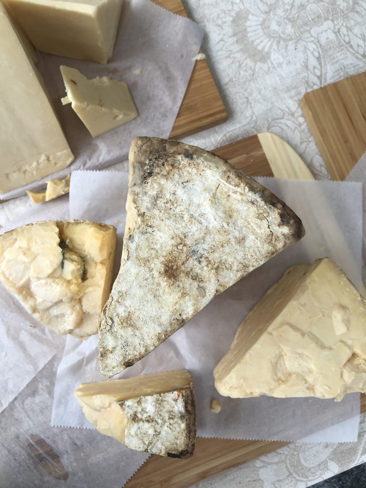 免疫力アップ食べ物チーズ
