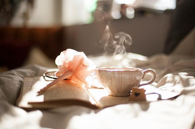 お茶でアンチエイジング