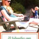 20 bijbaantjes voor thuisblijfmoeders (of -vaders)