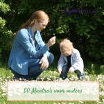 50 Mantra's voor ouders